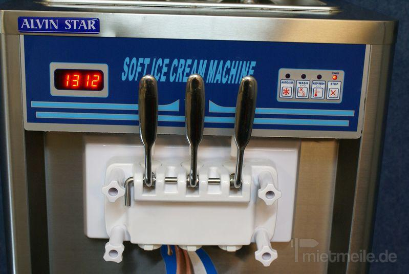 Softeismaschine mieten & vermieten - Softeismaschine Eismaschine in Hohnhorst