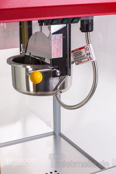 Popcornmaschine mieten & vermieten - Große Popcornmaschine 8 OZ  in Appenweier