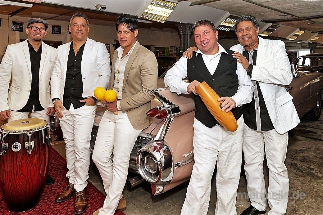 Bands mieten & vermieten - Kubanische Band Salsaband in Moers