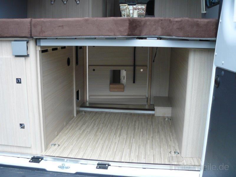 Wohnmobile mieten & vermieten - Wohnmobil Pössl 2win mit Topausstattung in Oberpframmern