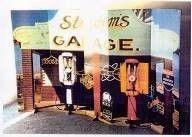 Kulissen mieten & vermieten - USA Route 66 Tankstelle Kulisse, Kulisse, Route 66, Tankstelle, USA, Amerika, Straße, Party, Event, Messe in Kamp-Bornhofen
