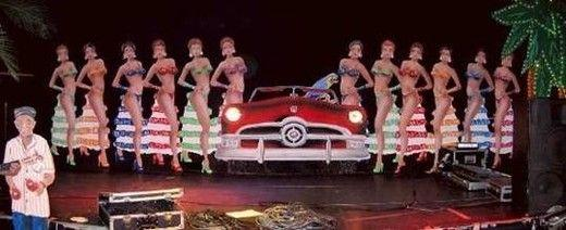 Kulissen mieten & vermieten - Rio Showgirls Kulisse, Rio, Rio de Janeiro, Showgirls, Kulisse, Show, Brasilien, brasilianisch, Dekoration, leihen in Lahnstein