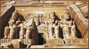 Kulissen mieten & vermieten - Tal der Könige Kulisse, Kulisse, Tal der Könige, Orient, orientalisch, ägyptisch, Ägypten, Pyramide, Könige, Pharao in Lahnstein