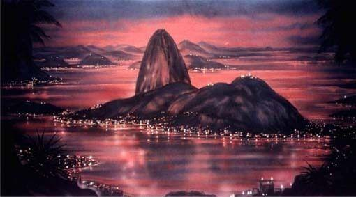 Kulissen mieten & vermieten - Brasilien Rio Kulisse, Brasilien, Kulisse, brasilianisch, Rio de Janeiro, Rio, Dekoration, Copacabana, Event, Messe in Kamp-Bornhofen