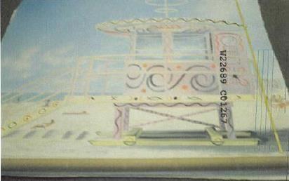 Kulissen mieten & vermieten - Copacabana Strandhaus Kulisse, Copacabana, Strandhütte, Hütte, Kulisse, Strand, Haus, Strandhaus, Beach, Rio de Janeiro in Kamp-Bornhofen