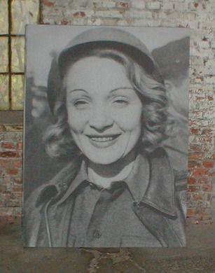 Kulissen mieten & vermieten - Stars der 20er Jahre Motive, Lili Marlen, Greata Garbo, Marlene Dietrich, Notenblatt, 20er Jahre, Die goldenen 20er in Kamp-Bornhofen