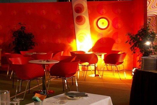 Kulissen mieten & vermieten - 70er Jahre Lounge Kulissen, 70er Jahre, Lounge, Kulisse, Dekoration, leihen, mieten, Mietartikel, Leihartikel, Party in Kamp-Bornhofen