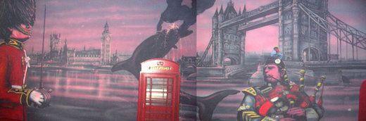 Kulissen mieten & vermieten - England Kulisse, England, London, Towerbridge, Bridge, Brücke, Kulisse, Englisch, Britisch, Britannien, Dekoration in Kamp-Bornhofen