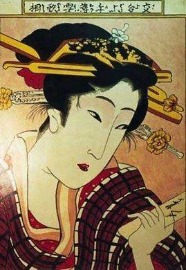 Kulissen mieten & vermieten - Japan Geisha Kulissen, Japan, Kulisse, Geisha, Dekoration, China, japanisch, Frau, chinesisch, Asia, Asien, Event in Kamp-Bornhofen