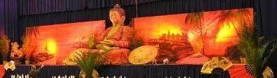 Kulissen mieten & vermieten - China Sonnenuntergang Kulisse, Kulisse, Sonnenuntergang, China, chinesisch, Japan, japanisch, Meer, Ozean, Dekoration in Lahnstein