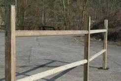 Absperrung mieten & vermieten - Weidekoppel Zaun, Zaun, Zäune, Absperrung, Abgrenzung, Koppel, Begrenzung, Garten, Weide, Dekoration, Party, Event in Kamp-Bornhofen