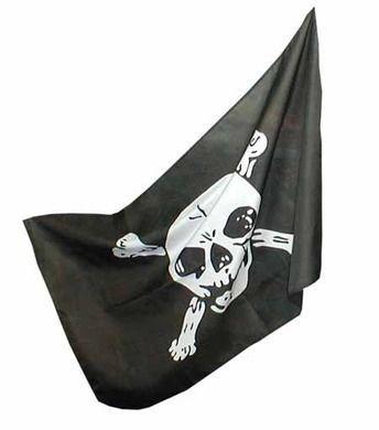 Dekofiguren mieten & vermieten - Piraten Flaggen, Flagge, Pirat, Fahen, Totenschädel, Totenkopf, Freibeuter, Meer, Schwarze Flagge, Fahne, Dekoration in Kamp-Bornhofen