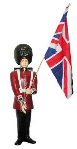 Dekofiguren mieten & vermieten - England Palastwache, Palastwache, Palastwächter, Palast, Queen, England, Wache, Britisch, Britannien, Großbritannien in Lahnstein