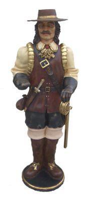 Dekofiguren mieten & vermieten - Spanier Figur, Spanien, Spanier, spanisch, Figur, Musketier, Frankreich, Dekoration, Event, Messe, Veranstaltung in Lahnstein