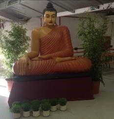 Dekofiguren mieten & vermieten - Buddha Figur XL, Buddha, Buddhismus, Figur, Dekoration, Asia, Asien, China, chinesisch, japanisch, Japan, asiatisch in Kamp-Bornhofen