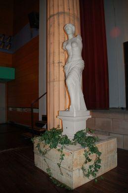 Dekofiguren mieten & vermieten - Venus Figur, Venus, Figur, Statue, römisch, Rom, Italien, italienisch, Liebesgöttin, Gottheit, Mythos, Mythologie in Kamp-Bornhofen