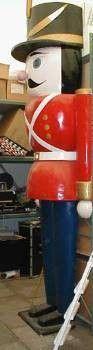 Dekofiguren mieten & vermieten - Nussknacker Figuren XXL, Nussknacker, Nuss, Nüsse, Figur, Knacker, Weihnachten, Weihnachtszeit, Walnuss, Dekoration in Lahnstein