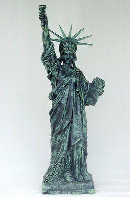 Dekorationsservice mieten & vermieten - Amerika Liberty Figur, USA, Amerika, Liberty, Freiheitsstatue, Unabhängigkeit, New York, Wahrzeichen, Event, Messe in Kamp-Bornhofen