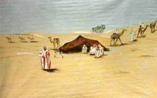 Dekorationsservice mieten & vermieten - Beduinen Kulisse, Beduinen, Kulisse, Wüste, Nomade, Wüstenkulisse, Afrika, Event, Messe, Veranstaltung, leihen, mieten in Kamp-Bornhofen