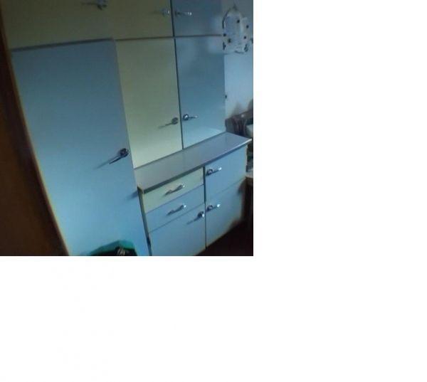 Dekorationsservice mieten & vermieten - 50er Jahre Küchenschränke, Schränke, Küche, Küchenmöbel, Möbel, 50er Jahre, altmodisch, Event, Messe, Veranstaltung in Kamp-Bornhofen