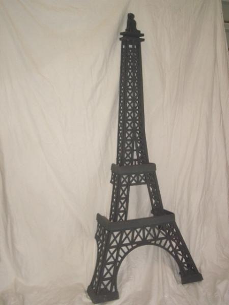 Dekorationsservice mieten & vermieten - Eiffelturm Halb, Eiffelturm, Paris, Wahrzeichen, Frankreich, Stadt der Liebe, Event, Messe, Veranstaltung, leihen in Kamp-Bornhofen