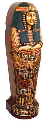 Dekorationsservice mieten & vermieten - Ägypten Sarkophag, Sarkophag, Sarg, ägyptischer Sarg, Antik, Ägypten, Dekoration, Event, Messe, Veranstaltung, leihen in Kamp-Bornhofen