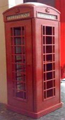 Dekorationsservice mieten & vermieten - England Telefonzelle, Telefonzelle, Englisch, England, London, Münztelefon, British, Britannien, Great Britain in Lahnstein