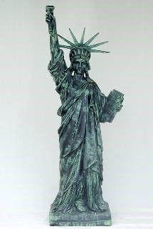 Dekorationsservice mieten & vermieten - Amerika Freiheitsstatue Halbbüste, Amerika, USA, New York, Wahrzeichen, Liberty, Freiheitsstatue, Unabhängigkeit, Event in Lahnstein