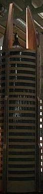 Dekorationsservice mieten & vermieten - Weltraum Stadt Turm, Weltraum, Science Fiction, Turm, Zukunft, Event, Messe, Veranstaltung, leihen, mieten, Leihartikel in Kamp-Bornhofen