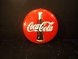 Dekorationsservice mieten & vermieten - Coca Cola Werbeschild, Werbeschild, Coca Cola, Coke, Werbung, Reklame, Dekoration, Event, Messe, Veranstaltung, leihen in Kamp-Bornhofen