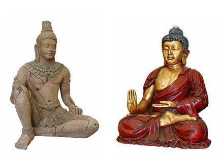 Dekorationsservice mieten & vermieten - Buddha Figuren in Lahnstein