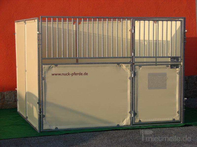 Absperrung mieten & vermieten - Mobile Pferdeboxen für Turniere / Stallerweiterung in Bautzen