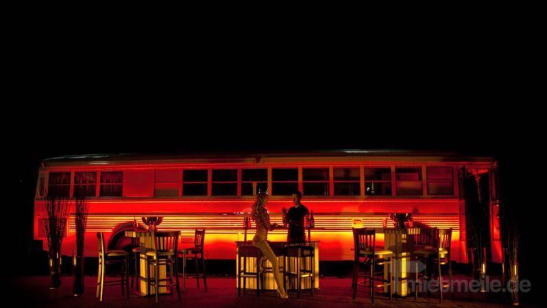 Messe Zubehör mieten & vermieten - Event-/Food-/Info-/Messe- und Partybusse in Stemwede