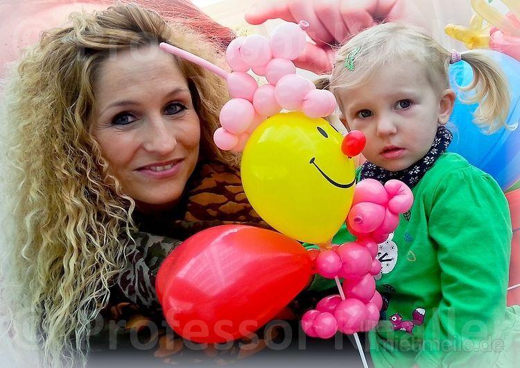 Ballonkünstler mieten & vermieten - Die Professor Knaller Show in Dresden