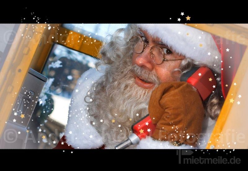 Weihnachtsmann mieten & vermieten - Dresdner Weihnachtsmann in Dresden