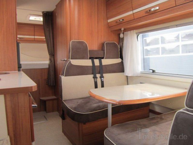 Wohnmobile mieten & vermieten - Luxus Wohnmobil mit Vollausstattung in Langenselbold
