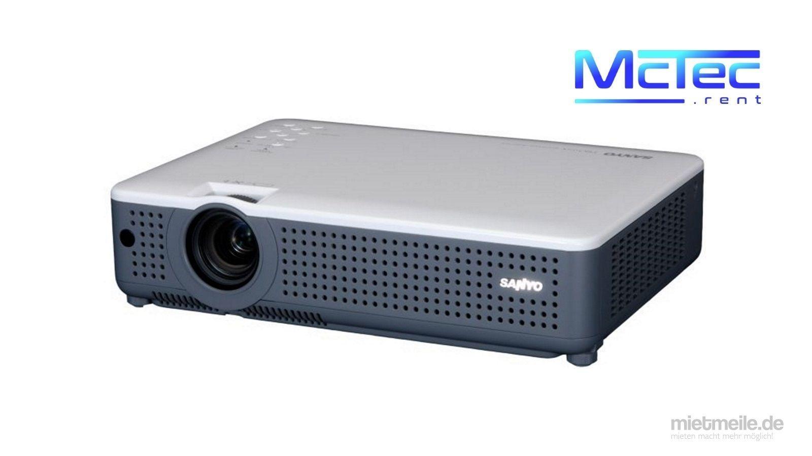 Beamer mieten & vermieten - Videobeamer Beamer 3000 ANSI Lumen in Hannover