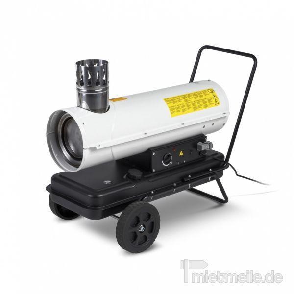 Werkzeuge & Geräte mieten & vermieten - Dieselheizung / Heizgebläse / Öl Heizung / in Herzberg (Elster)