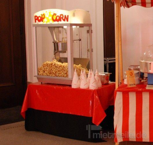 Popcornmaschine mieten & vermieten - Giant Popcornmaschine der Produktionsgigant inkl. 19% MwSt. in Münnerstadt
