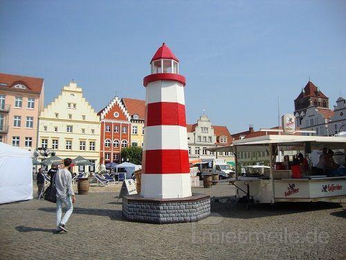 Maritime Deko & Schiffsmodelle mieten & vermieten - Leuchtturm in Heringsdorf