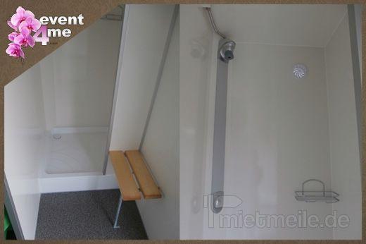 Duschcontainer mieten & vermieten - Mobile Duschanlagen mieten inkl. Anlieferung in Mannheim