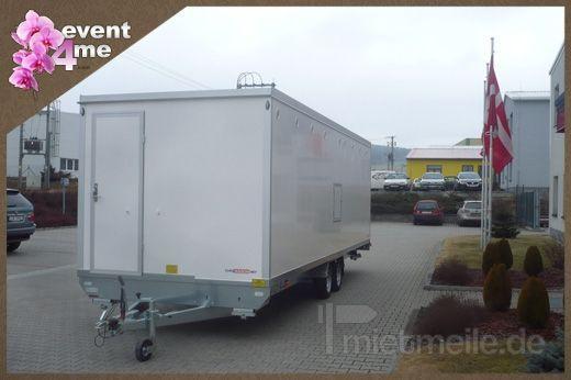 Duschcontainer mieten & vermieten - Duschwagen / Duschanhänger / Duschcontainer mieten in Mannheim