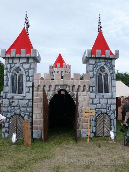 Kulissen mieten & vermieten - Märchenschloss - Schloss in Heringsdorf
