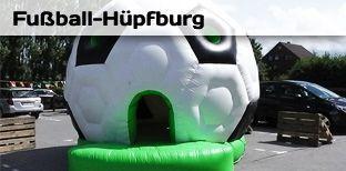 Hüpfburg mieten & vermieten - Fußballhüpfburg in Bramsche