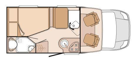 adac wohnmobil harmony class plus mieten. Black Bedroom Furniture Sets. Home Design Ideas