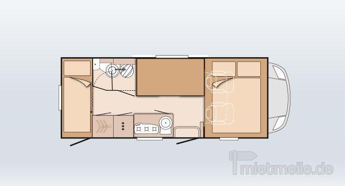 adac alkoven wohnmobil f r bis zu 6 personen mieten. Black Bedroom Furniture Sets. Home Design Ideas