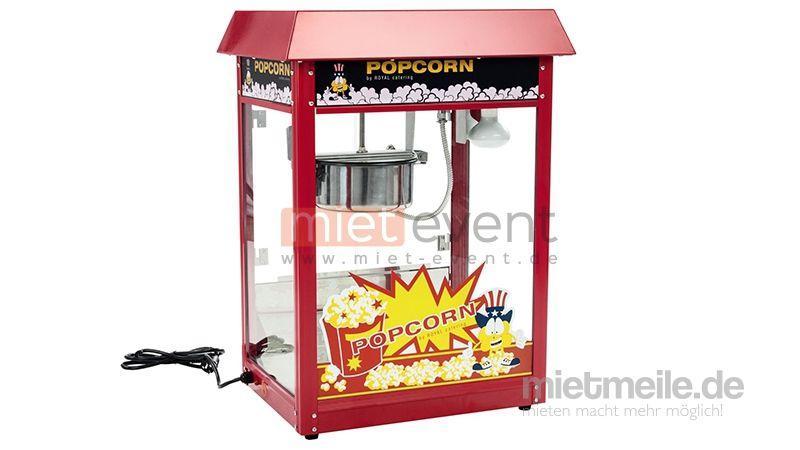 Popcornmaschine mieten & vermieten - Popcornmaschine mieten  in München