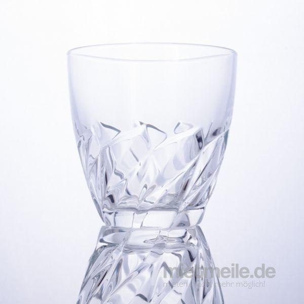 Gläserverleih mieten & vermieten - Dessertglas mit Muster in Rosenheim