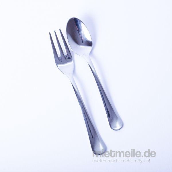 Besteck mieten & vermieten - Kaffelöffel Pinti in Rosenheim