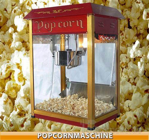 Popcornmaschine mieten & vermieten - Popcornmaschine klein in Rosenheim